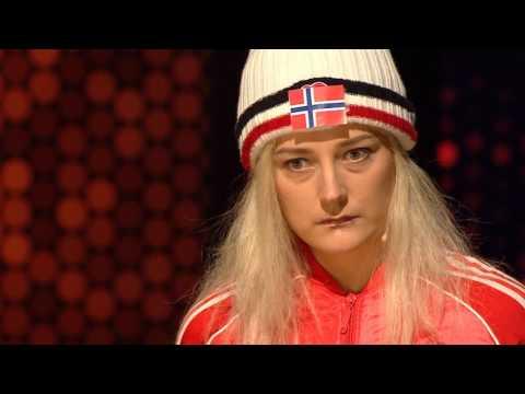 Therese Johaug Villin kortin Hall Of Fameen!