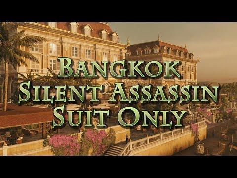 Hitman - Bangkok Silent Assassin / Suit Only / No Shots
