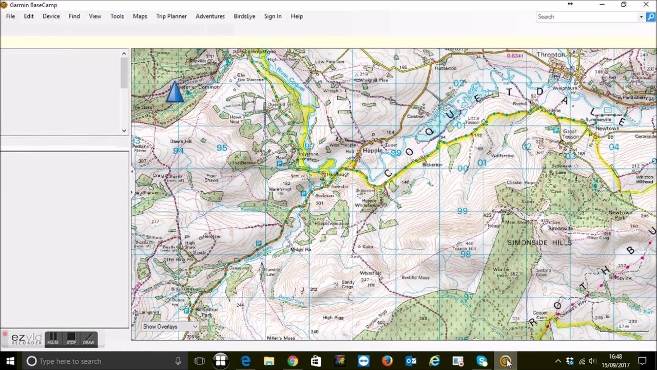 Garmin Topo GB Pro Mapping
