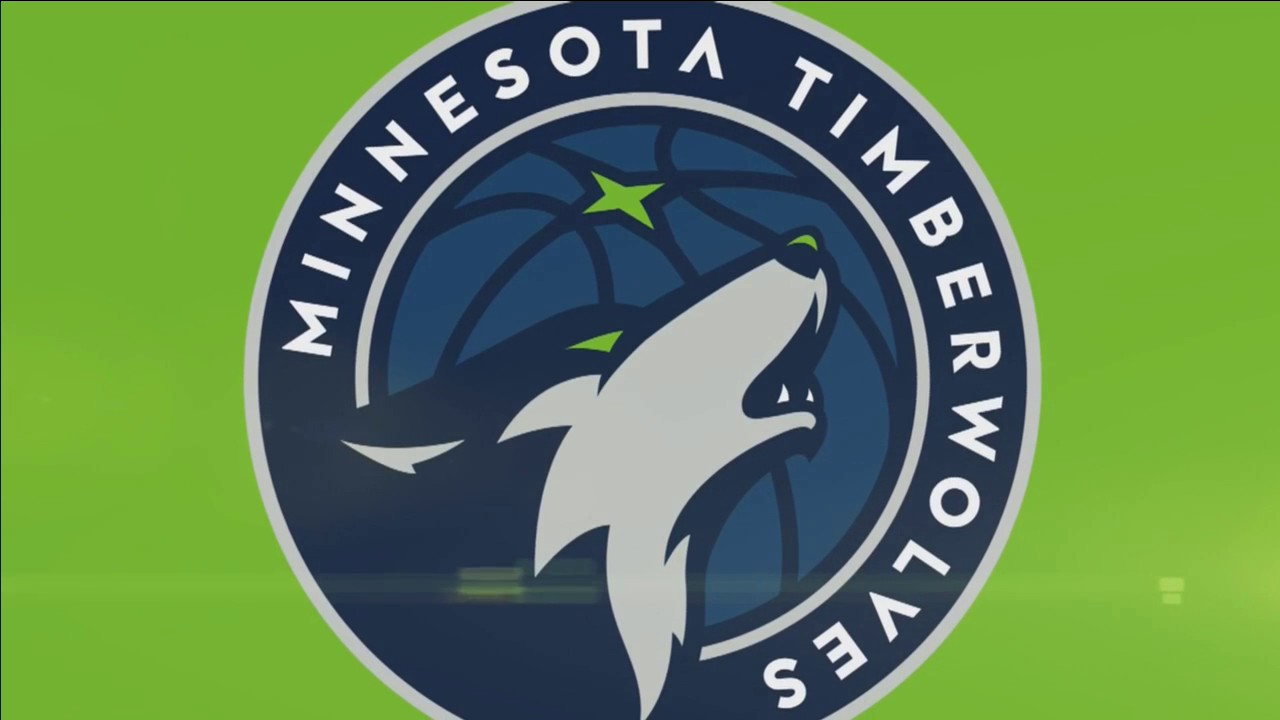 Image result for timberwolves new logo