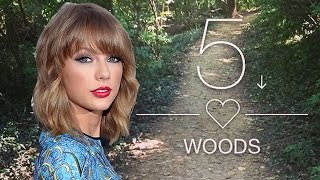 """Taylor Swift """"Out of the Woods"""" Song About Harry Styles"""