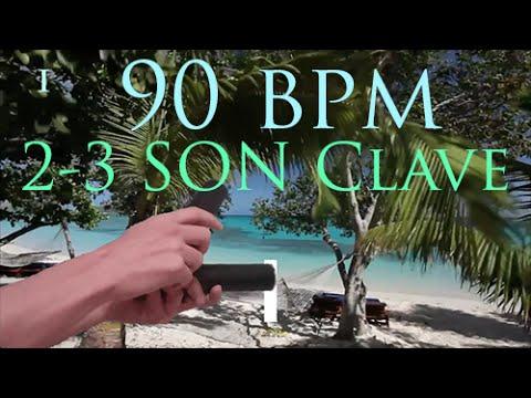 90 BPM Son Clave 2-3