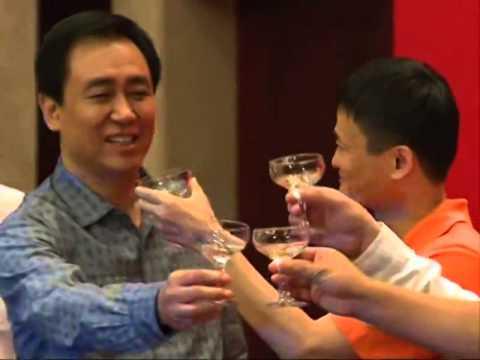 Alibaba buys half stake of China's top football club