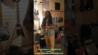 Patrick Kirkland - Musicians Friend Rep - Guitar Players United As One