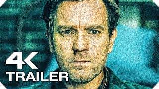 ДОКТОР СОН Русский Трейлер #1 (4K ULTRA HD) НОВЫЙ 2019 Сияние Сиквел, Стивен Кинг Horror Movie HD