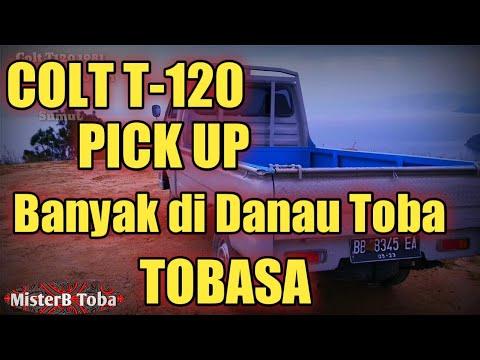 Colt T120 1981 Danau Toba - Bukit Singgolom - Meat ...