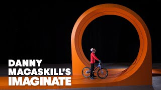 Danny MacAskill's Imaginate(Go behind the scenes with Danny! http://win.gs/MakingOfImaginate Two years in the making, street trials rider Danny MacAskill releases his brand new riding ..., 2013-06-19T16:15:48.000Z)