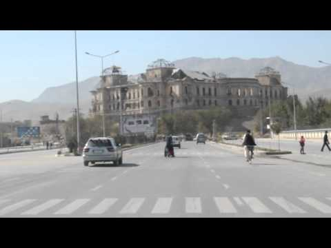 KABUL, Darulaman Palace - ISLAMIC REPUBLIC OF AFGHANISTAN