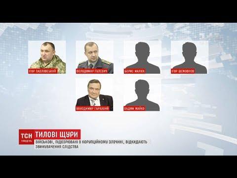 Чотирьох чиновників підозрюють у викраденні з бюджету 150 мільйонів при закупівлі пального для армії
