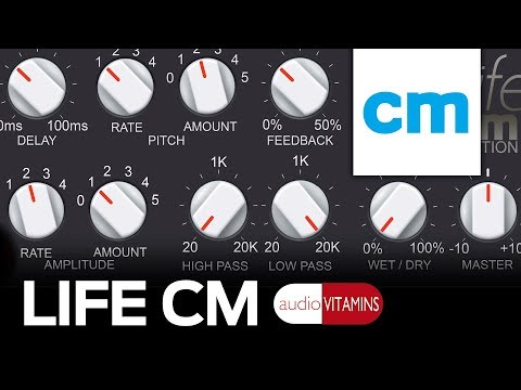 FREE VST/AU Mix Sweetener: Audio Vitamins Life CM