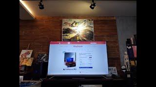더함 스마트TV / N651UHD 65인치 RGB 패널…