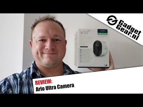 Arlo Ultra 4K Review