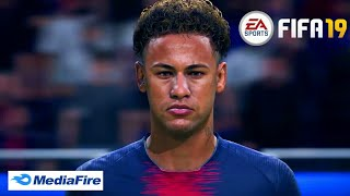 FIFA 19 PPSSPP Android Offline 350MB New Face Kits