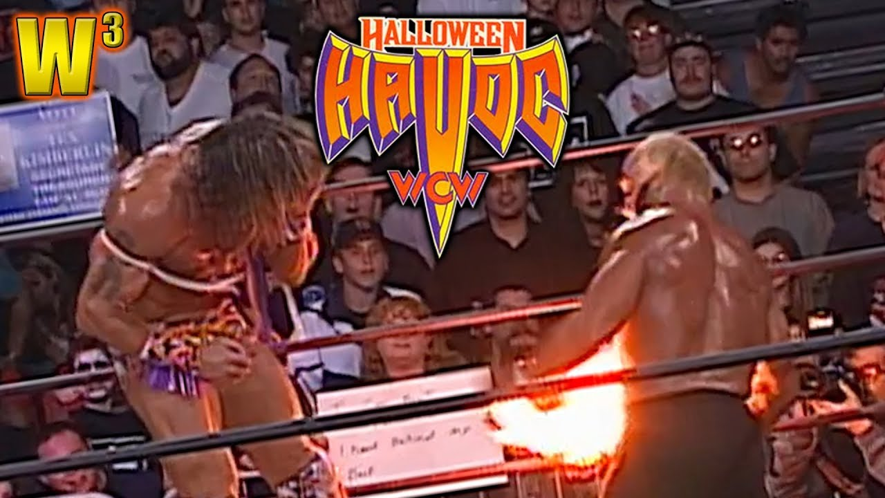 WCW Halloween Havoc 1998 Review | Wrestling With Wregret - YouTube
