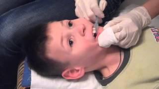 Логопед-дефектолог. Логопедический массаж. Ребенок с органическим поражением ЦНС. Часть 2