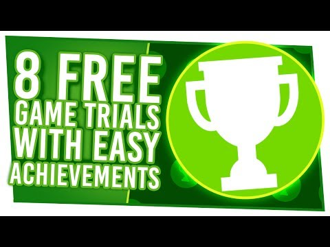 8 Free Game Trials That'll Grow Your Gamerscore With Easy Achievements