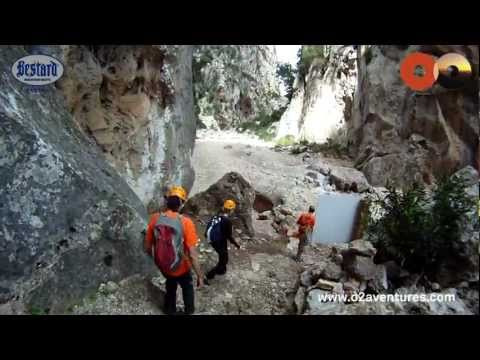 CANYONING MALLORCA, BESTARD ENERGY 0381 TORRENT DE PAREIS