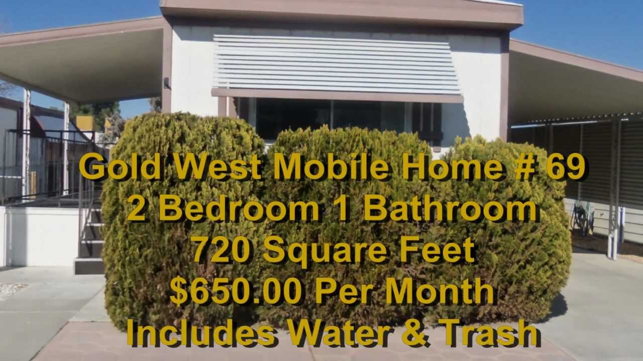 Gold West Mobile Home Park Space 69