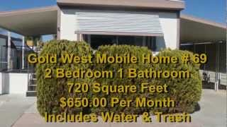 Download Mp3 Gold West Mobile Home Park Space 69