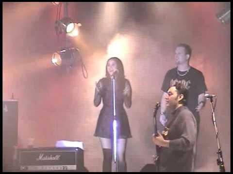 Forseps Alineacion Original -  HardRock live  - 2001 - Piel Fiel