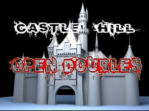 Castle Hill Open Doubles...Tywan & Sam VS Los & James