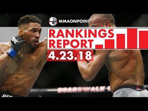 The Rankings Report (04.23) UFC Fight Night 128, ACB 85 & LFA 37