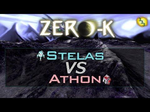 2018/06/09 #3: Stelas(J) Vs Athon(Am) On Obsidian - Zero-K