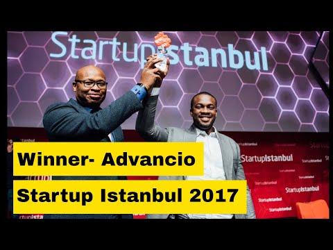 Advancio Interactive - Startup Istanbul Finalists