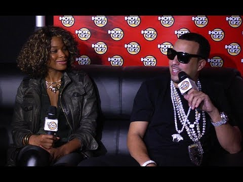 French Montana open up about Prior Marriage, Trina & More!