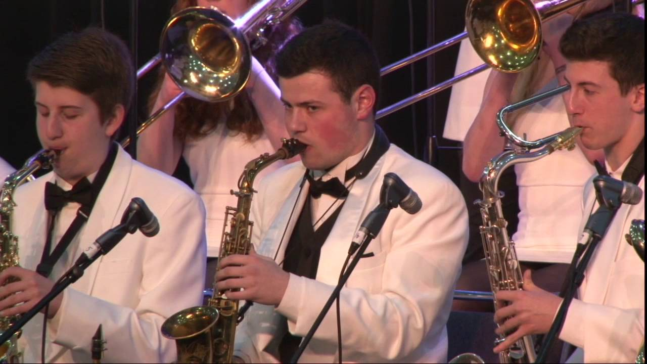 American Music Program Pacific Crest Jazz Orchestra @ 2016 NGJF