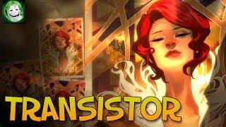 Transistor Gameplay PT-BR | 15 Minutos