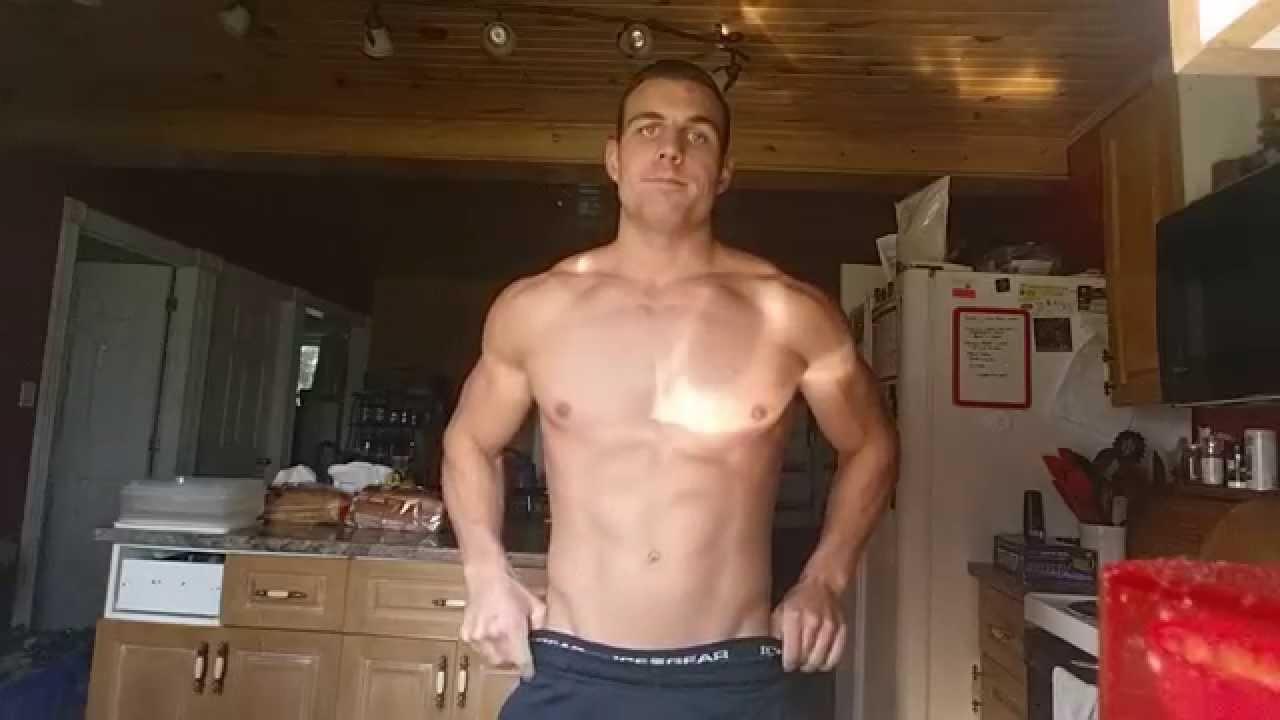 Mens Physique Contest Prep