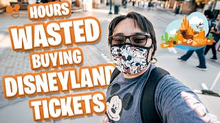 How To Buy DISNEYLAND TICKETS 2021 (I EASILY Got Opening Day Tickets?)
