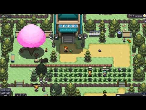 PokeMMO Competitor?? Pokemon Revolution Online!