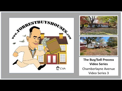 The Buy Sell Process Chamberlayne Ave Series 3