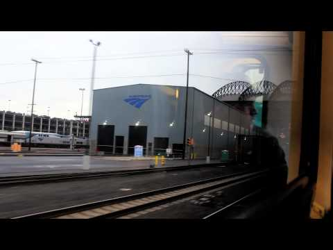 Seattle Sounder Train Ride