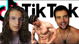ATHLEAN-X Fake Weights, Connor Murphy Reborn, Kinobody Tik Tok Cringe
