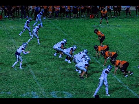 Silverado vs Apple Valley High School Football (08/25/2017)