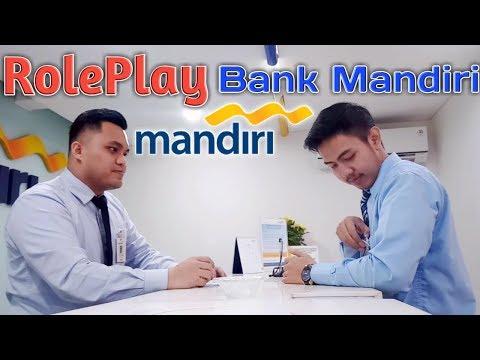 Tutorial RolePlay Bank Mandiri