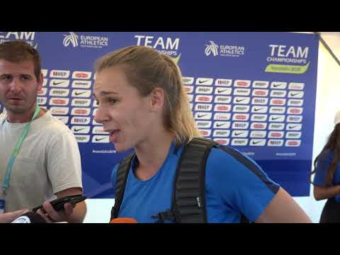 Ekipno prvenstvo Europe u atletici - Tv prilog