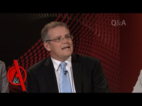 Scott Morrison on Leadership, Ethics and Bushfires | Q&A