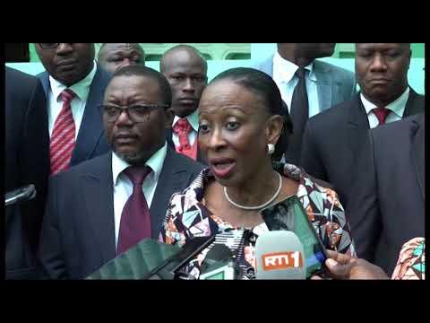 BTS 2017 / Début des épreuves écrites à Abidjan : La ministre visite des centres
