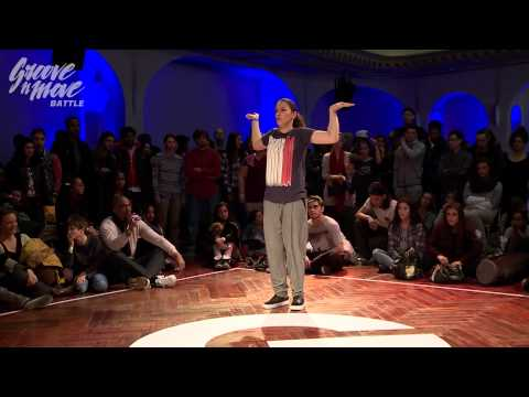 GROOVE'N'MOVE BATTLE 2015 - Tutting Qualifications 9-14