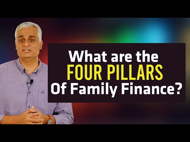 How Can Your Family Manage & Make Money- 4 Pillars Of Family Finance