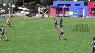 Boca Juniors vs Automoto de Tornquist - Goles (2-1) | Sexta división Playoffs Clausura LRF