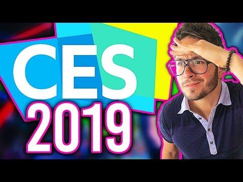 CES 2019 : TV 8K, Robots, Voitures autonomes, 5G...