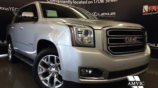Video Used Silver 2015 GMC Yukon 4WD SLT In Depth Reivew | Grande Prairie Alberta download MP3, 3GP, MP4, WEBM, AVI, FLV Juni 2018