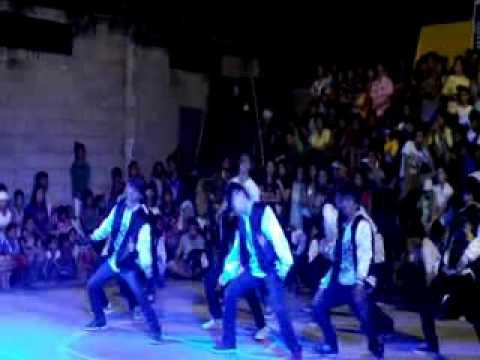 dj von production -@ nazty boys - lobo batangas - video by, i,b,p dance crew