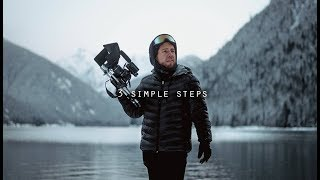 3 Simple Steps To Improve Your Photograhy & Filmmaking @ Buntzen Lake //