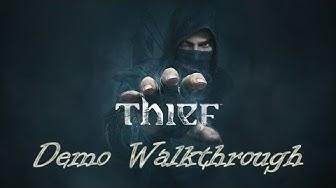 "Thief: Chapter 1 ""Lockdown"" Demo Walkthrough (PS4 / Blind)"